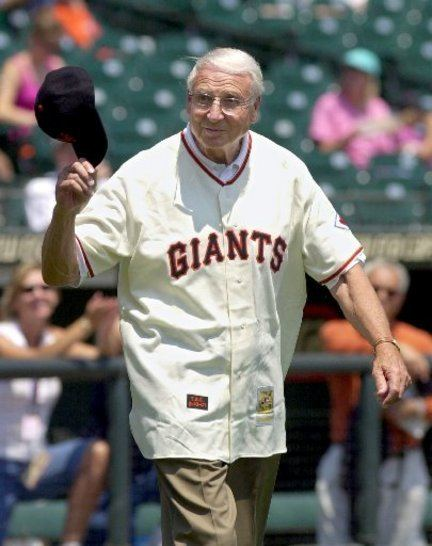 Bobby Thomson Izenberg Bobby Thomson forever young for Giants fans who remember