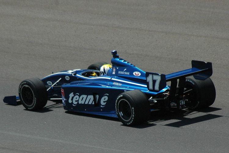 Bobby Wilson (racing driver)
