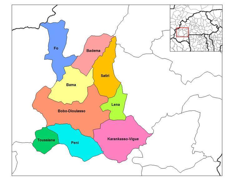 Bobo-Dioulasso Department