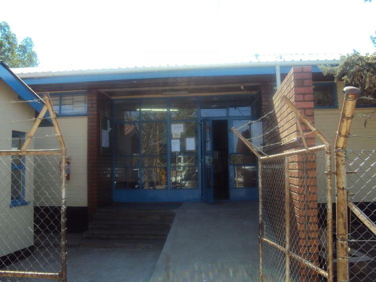Bobonong Sesigo Botswana ePublic Libraries