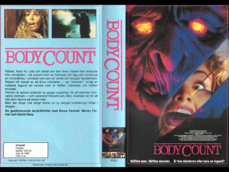 Body Count (1987 film) Body Count Deodato 1987 Theme Song by Claudio Simonetti YouTube