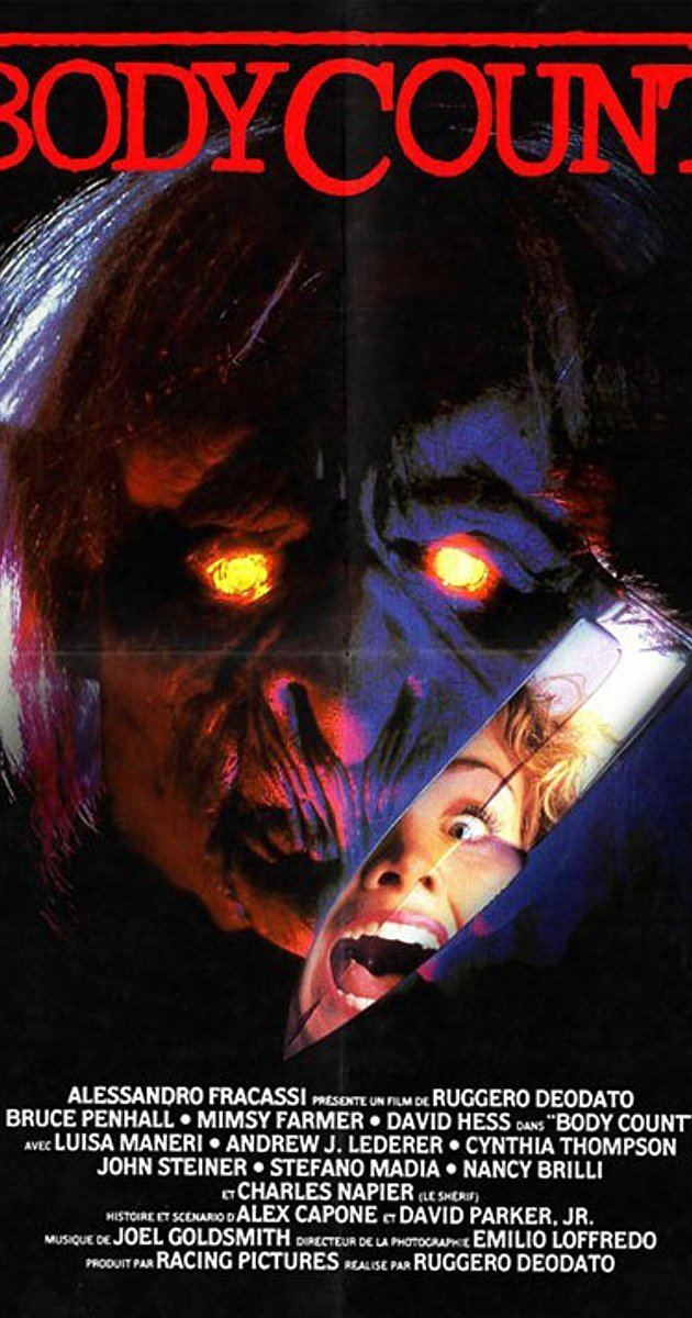 Body Count (1987 film) Camping del terrore 1986 IMDb