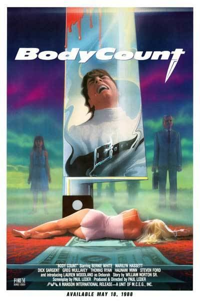 Body Count (1987 film) Body Count 1987 Full Movie Watch Online Free Filmlinks4uis