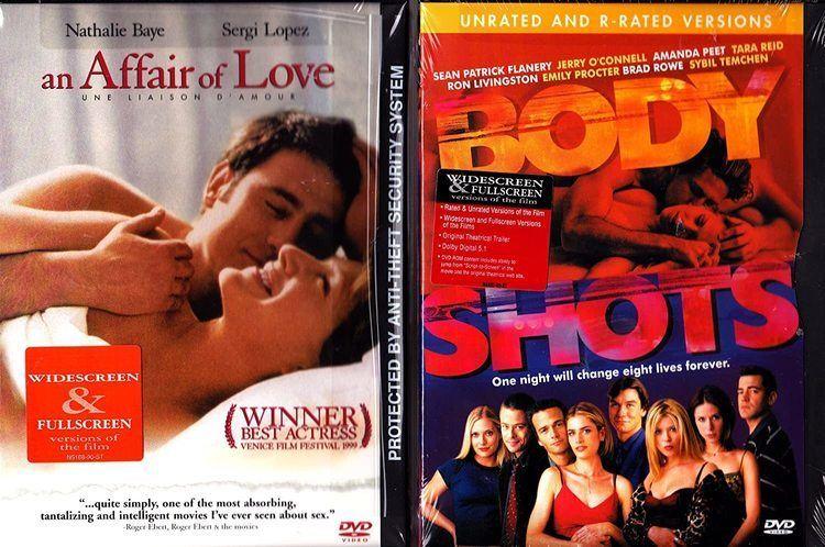 Amazon.com: Body Shots , An Affair of Love : Erotic Movie 2 Pack: Movies &  TV