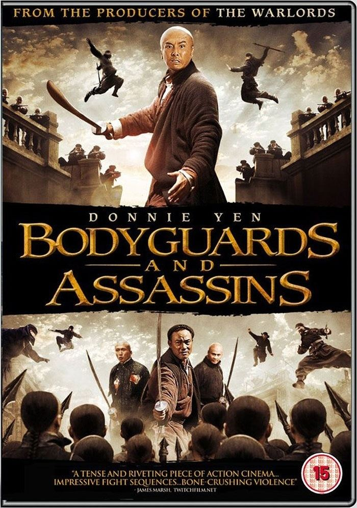 Bodyguards and Assassins Twistedwing REVIEW BODYGUARDS AND ASSASSINS DVD