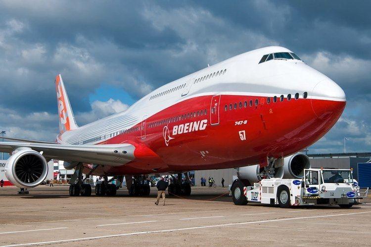 Boeing 747 Boeing 7478 Mega factories Documentary Boeing39s latest Jumbo Jet