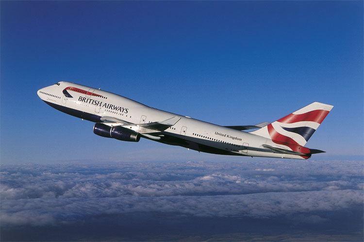 Boeing 747 Boeing 747400 About BA British Airways