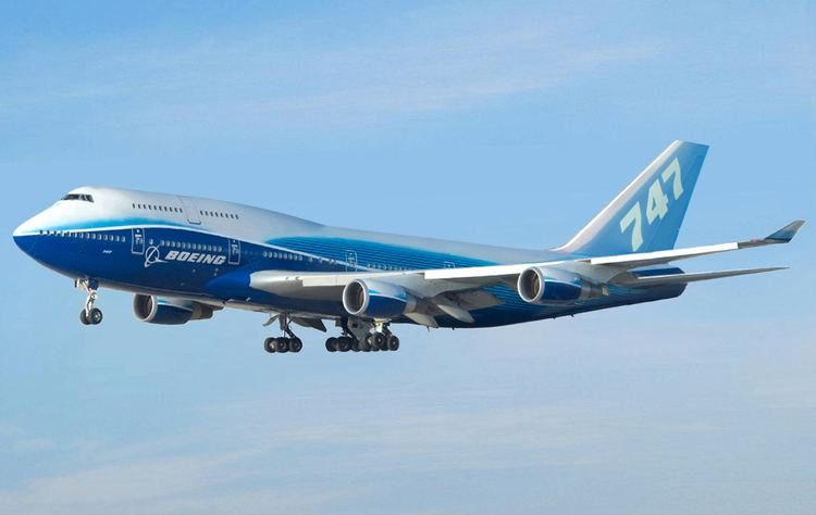 Boeing 747 Boeing 7478 VIP private jet Business Insider