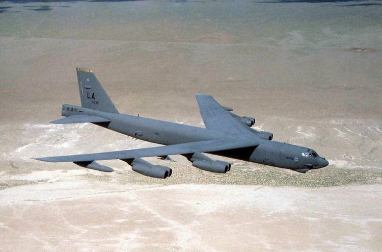 Boeing B-52 Stratofortress Boeing B52 Stratofortress Wikipedia