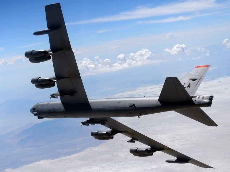 Boeing B-52 Stratofortress 18 Boeing B52 Stratofortress HD Wallpapers Backgrounds