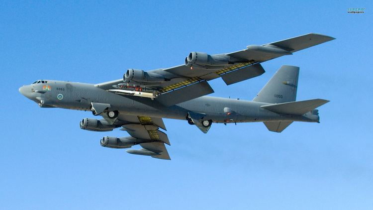 Boeing B-52 Stratofortress SURYA MALAM Boeing B52 Stratofortress LongRange Multirole Bomber
