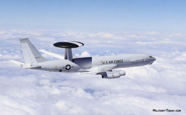 Boeing E-3 Sentry Boeing E3 Sentry AWACS Aircraft MilitaryTodaycom
