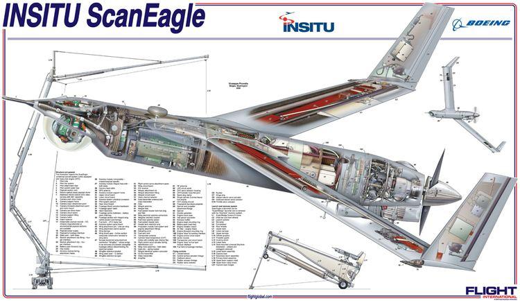 Boeing Insitu ScanEagle insituscaneaglecutawayposterjpg 1000579 Design Engines