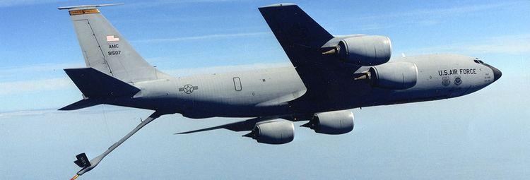 Boeing KC-135 Stratotanker Boeing Historical Snapshot KC135 Stratotanker