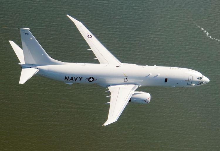 Boeing P-8 Poseidon Boeing P8 Poseidon Multimission Maritime Patrol Reconnaissance and