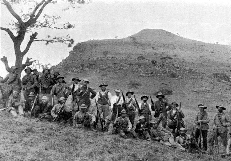 Boer Second Boer War Wikipedia