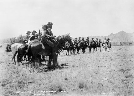 Boer Commando Burghers at Norvals Pont39 Boer Commando South Africa 1900 at