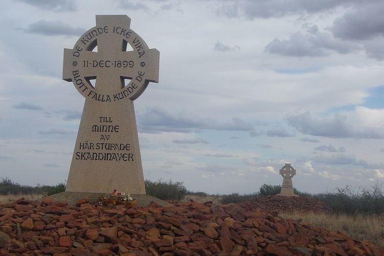 Boer foreign volunteers