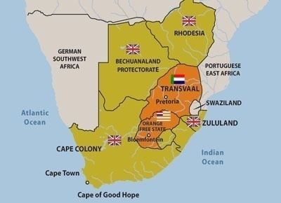 Boer Republics Why did the British invade the Boer Republics Quora