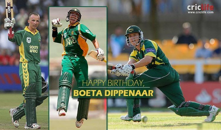 Boeta Dippenaar 10 interesting facts about the former South African