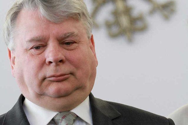 Bogdan Borusewicz Marszaek Senatu Bogdan Borusewicz sam sobie przyzna 50