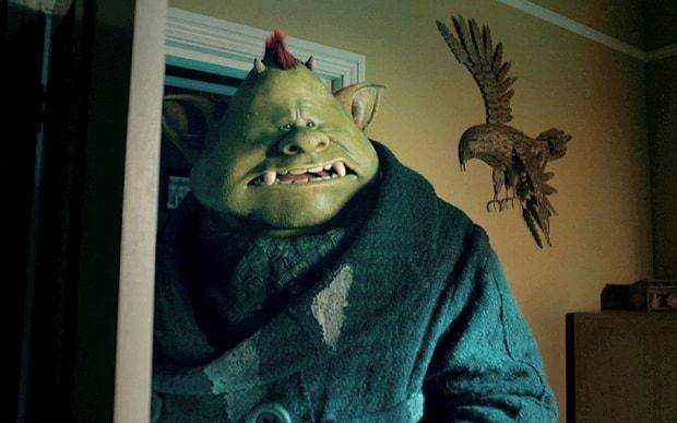 Bogeyman Fungus the Bogeyman Sky1 review 39style over substance39 Telegraph