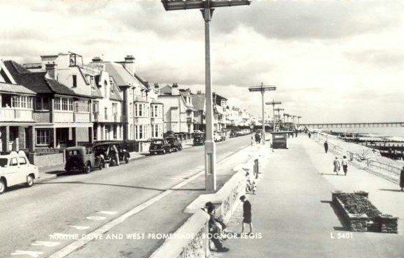 Bognor Regis in the past, History of Bognor Regis