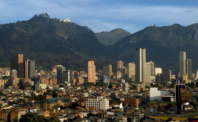 Bogota Beautiful Landscapes of Bogota