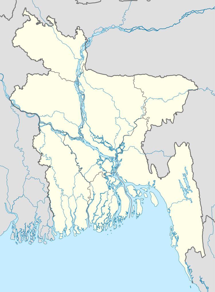 Bogra Airport