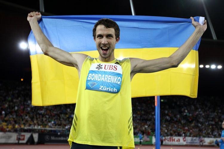 Bohdan Bondarenko Athlete of the Year Bohdan Bondarenko FloTrack