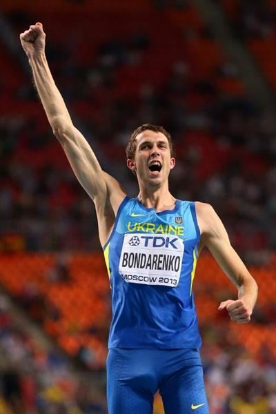 Bohdan Bondarenko Preview men39s high jump IAAF World Championships