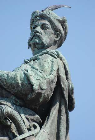 Bohdan Khmelnytsky Bohdan Khmelnytsky Cossack leader Britannicacom