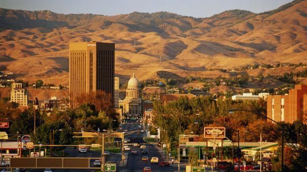 Boise, Idaho Culture of Boise, Idaho