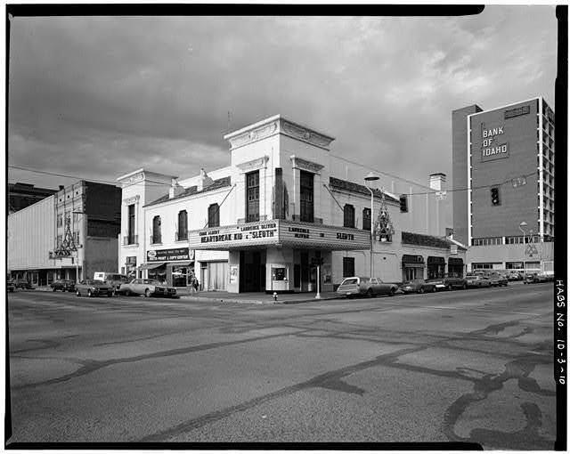 Boise, Idaho in the past, History of Boise, Idaho