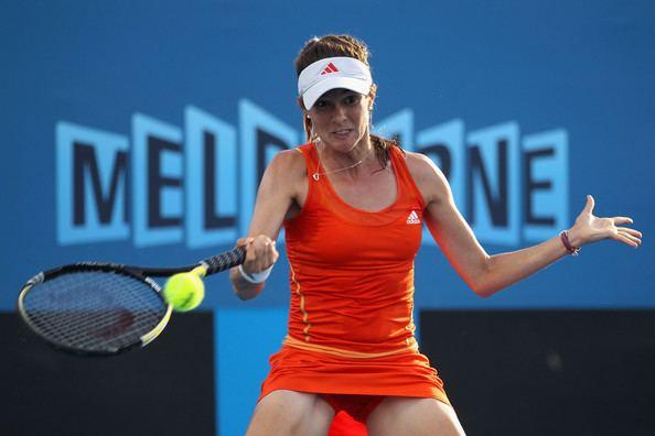 Bojana Bobusic Bojana Bobusic Pictures 2012 Australian Open Day 2