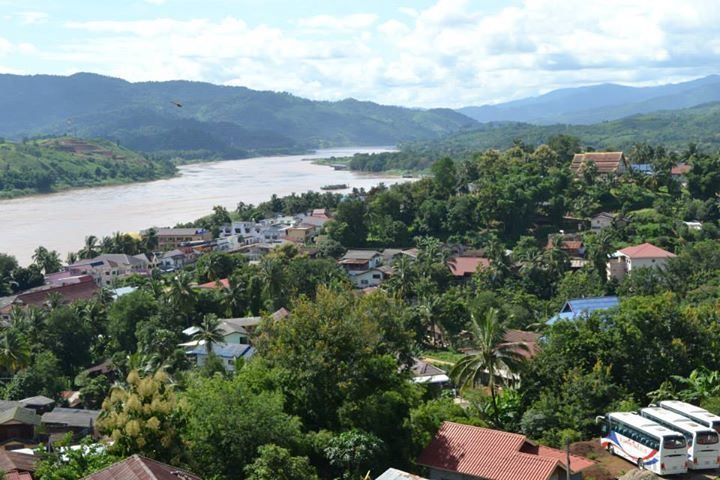 Bokeo Province in Laos