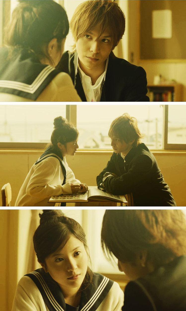 Bokura ga Ita (film) Bokura Ga Ita Zenpen Live Action ncelemesi Pieces of Rose