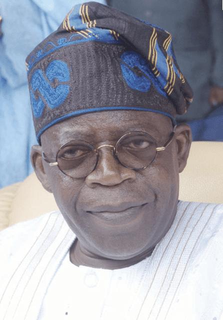 Bola Tinubu Lagos ACN condoles Asiwaju Bola Tinubu on his mother39s