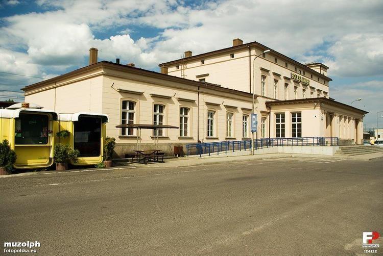 Bolesławiec railway station