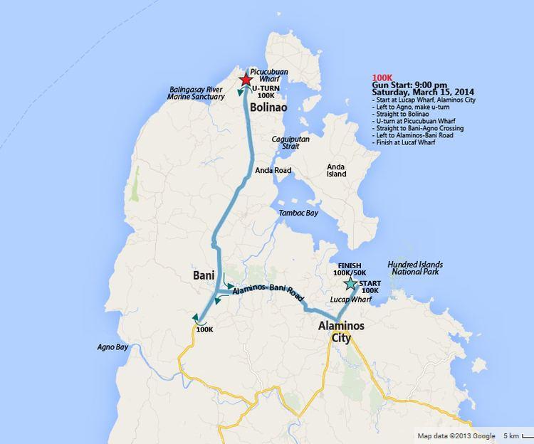 Bolinao, Pangasinan in the past, History of Bolinao, Pangasinan