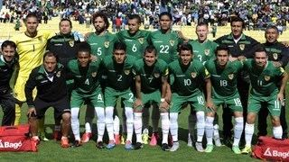Bolivia national football team 2018 FIFA World Cup Russia Matches BoliviaVenezuela FIFAcom