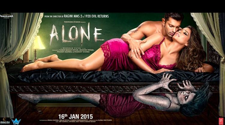 Bollywood horror films movie scenes  Alone movie review Bipasha Basu starrer very quickly becomes a tussle between the scenes that want you to be scared and the sequences where you are