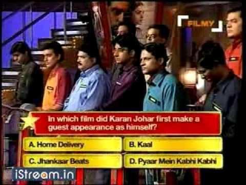 Bollywood Ka Boss 18th May 08 Part 312 YouTube