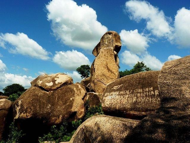 Bolpur Beautiful Landscapes of Bolpur