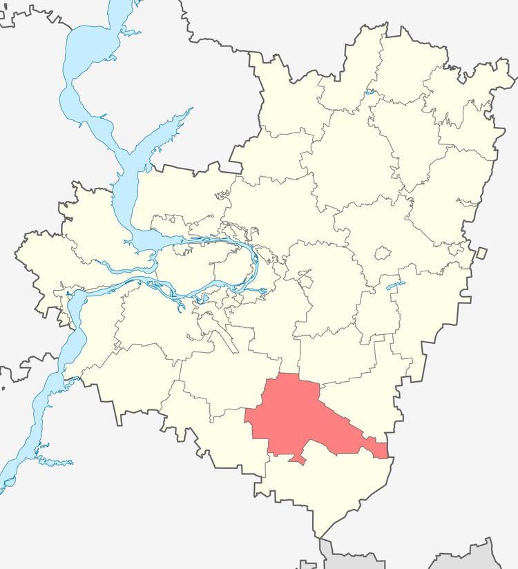 Bolsheglushitsky District
