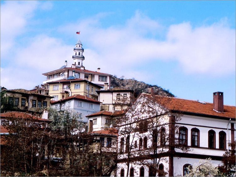 Bolu in the past, History of Bolu