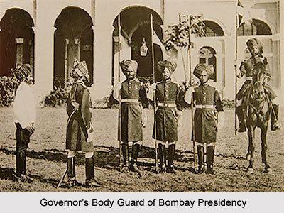 Bombay Presidency Governor39s Body Guard of Bombay Presidency Bombay Army