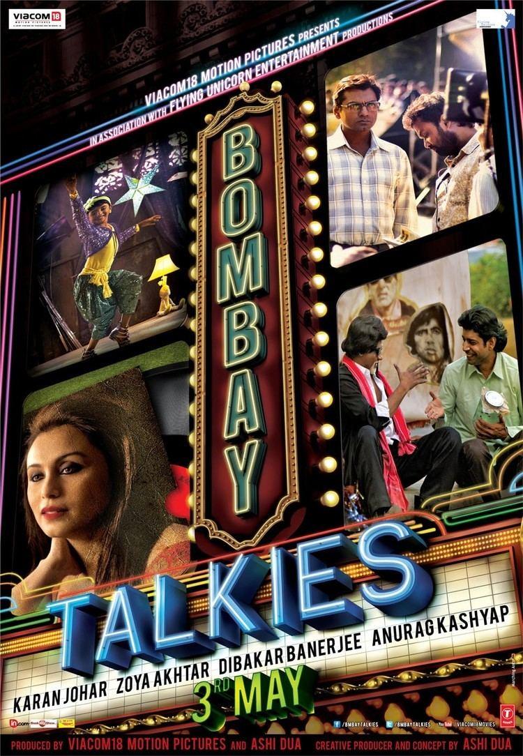 Bombay Talkies (film) Bombay Talkies Hindi Movie Online Watch Full Length HD