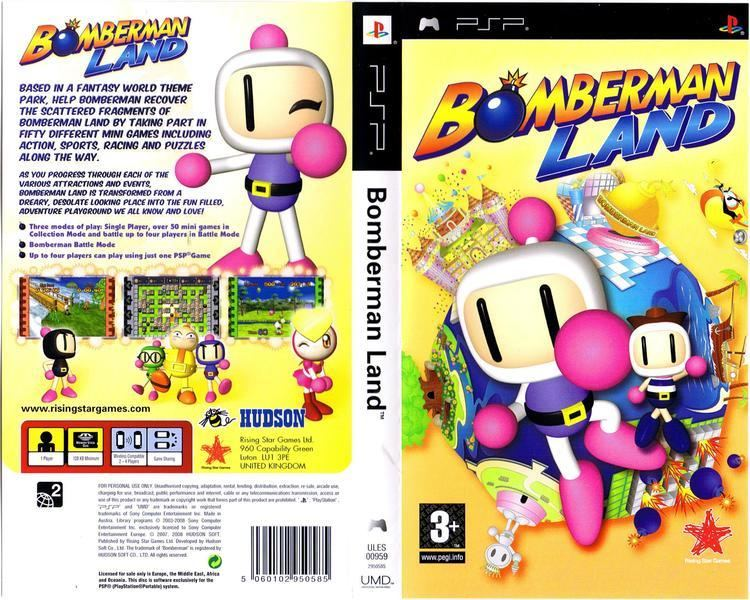 Bomberman land review | gamesradar+.