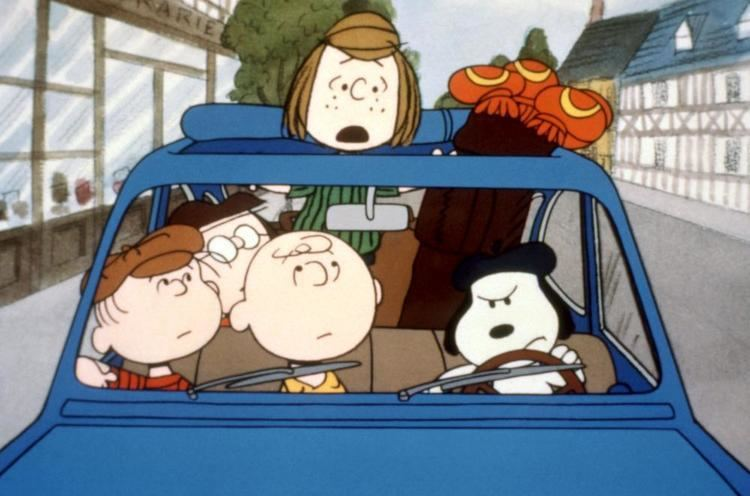 Bon Voyage, Charlie Brown (and Dont Come Back!!) movie scenes In the meantime Parmount Home Media is finally releasing the 1980 animated film Bon Voyage Charlie Brown And Don t Come Back